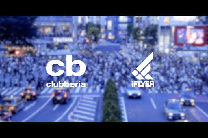 clubberia×iFLYER「The Mixdown」映像制作